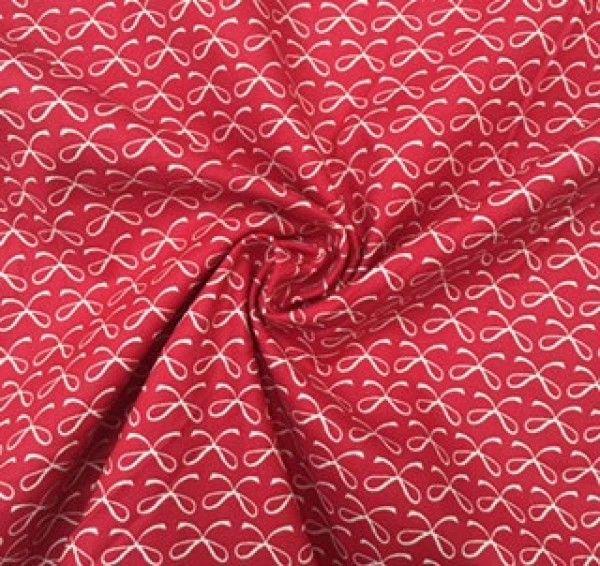 Red flakes Panini Tessuti