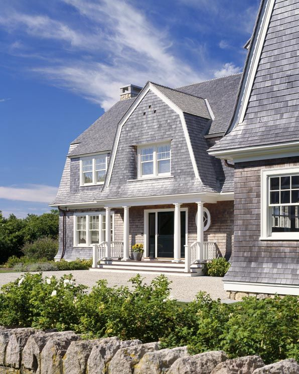 King 39 s shade hutker architects the grand shingle for Shingle style cottage