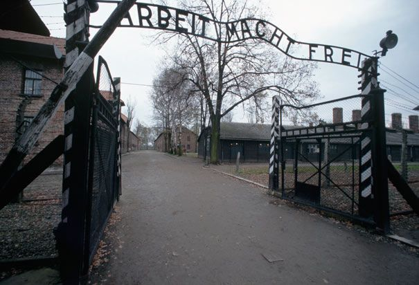 An introduction to the history of the auschwitz birkenau concentration camp in world war two