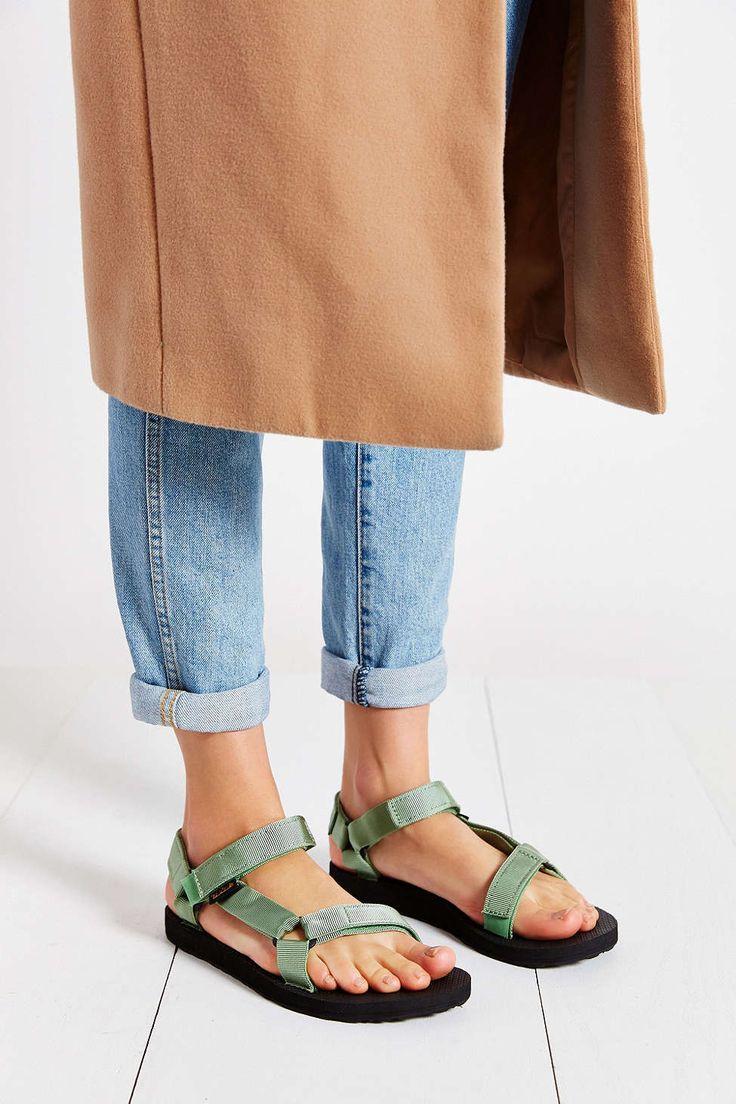 17 Best Ideas About Teva Original Sandal On Pinterest