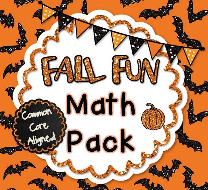 This Fall Fun Math pack includes the following goodies: -8 color by number pictures. This includes 3 addition coloring pages, 2 subtraction coloring pages, and 3 of the pages include a mix of addition and subtraction up to 20.  -6 pages of mental math practice where students have to find 10 more, 10 less, 1 less, and 1 more of a given number -5 pages of missing #'s on a 100s chart -10 fall themed addition and subtraction word problems