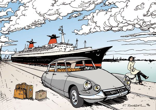 Want to go travelling? #DS21Pallas by F. Roussel #France