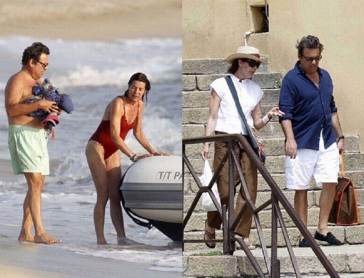 Princesse Caroline De Monaco Quot Vacances A Bord De Son Yacht