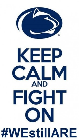 Fight on, State!