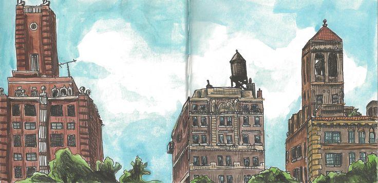 New York http://cargocollective.com/marianasantos http://marianasantosillustration.wordpress.com