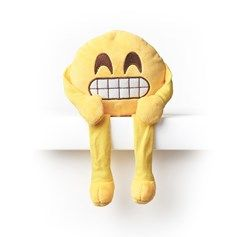 Soon to be your new, super smiley best friend, this happy chappy will never stop smiling, no matter the weather. The 'Cheesy Grin' novelty buddy i…