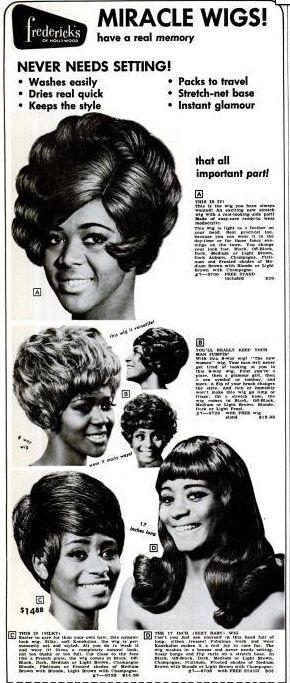 vintage wig ads - Google Search