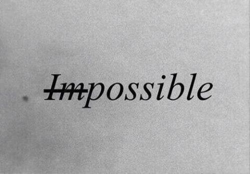 """But Jesus said, """"The things that are impossible with people are possible with God."""" - Luke 18:27"""