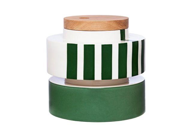 Silos / vai in ceramica impilabili