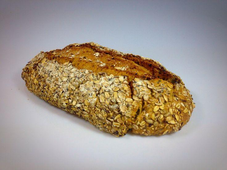 Meergranen desem brood