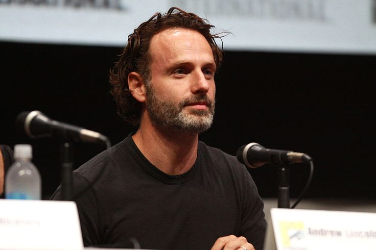 Rick Grimes / Andrew Lincoln 2013