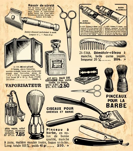 Barber shop instruments. #chamber of crafters #grooming #barbershop #barber #menscare #skin care #beauty #keep prime #crafter #inspiration #new products #japanese #made in Japan #vintage #retro #pin up  http://chamberofcrafters.com/