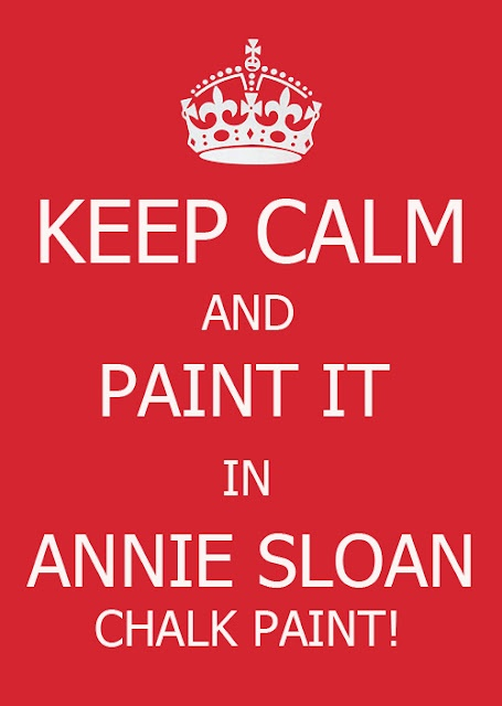 Keep Calm and Paint it in Annie Sloan! Lynn owns Chalk It Up Norcross, a boutique carrying Chalk Paint™ by Annie Sloan, Spartina, Baudelaire and more. Lynn loves teaching people how to paint furniture, cabinetry, and much more. http://pinterest.com/chalkituplynn/