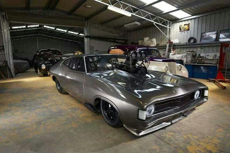 XB Falcon Coupe