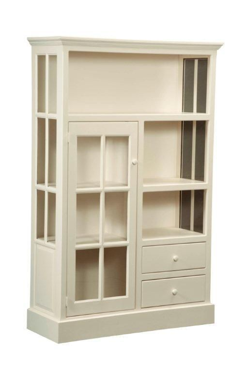Amish Cape Cod Kitchen Cupboard, $1189.  Very cool, cottage style look.