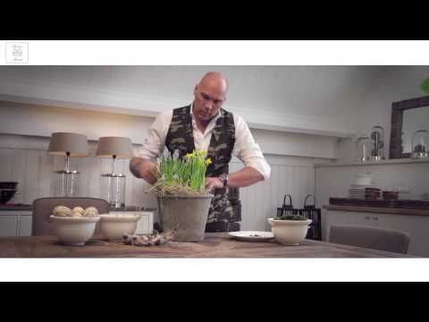 Rivièra Maison Styling Clip 'How To by Nico' Black Forrest Pot NL