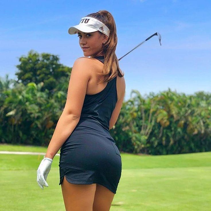 The sexiest golfers of instragram