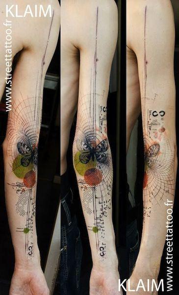 sleeve by Klaim Street Tattoos | sleeve tattoos for women