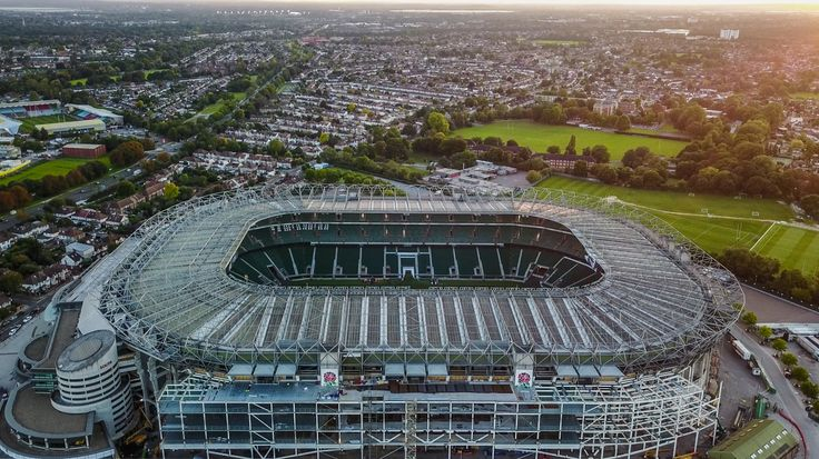 East Stand redevelopment is coming along very well which can be seen with this excellent drone shot.