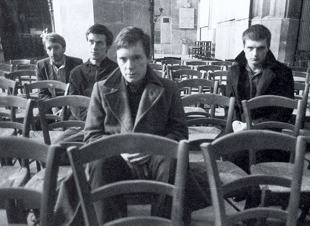 Joy Division Paris, 1979