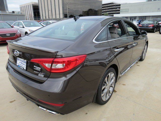 Another pic of this awesome black 2015 #Sonata #Sport 2.0 T. More info visit:  http://ow.ly/Jxd8S   #HyundaiSonata #HyundaiofMetairie