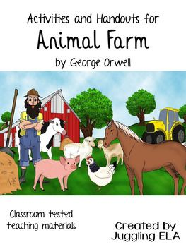 a literary analysis of manor farm Animal farm essaysanimal farm: communism doesn't work animal farm, by the englishman george orwell, is a story about animals overtaking a farm, taking control over it, and trying to change the world into a human less world the fairy story took place in a farm called the manor farm.