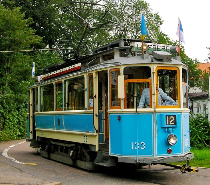 VIKTOR DONOVAN: GOTHENBURG VINTAGE TRAMS