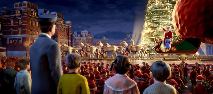The Polar Express DVD | Polar express