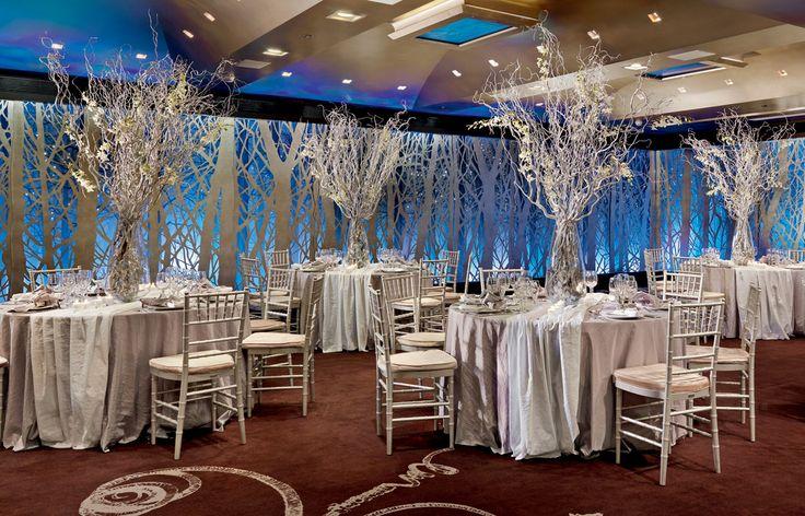 Radisson Blu Park Hotel - H αίθουσα Silver Forest µε το εντυπωσιακό σκηνικό του δάσους