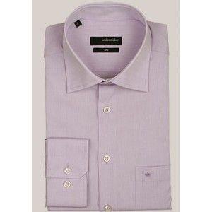 Overhemd Seidensticker Paars