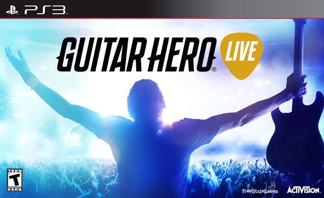 #Activision #holidaygiftguide Guitar Hero Live PS 3 Game http://www.funreviewsandgiveaways.com/2015/11/holiday-gift-guide-activision-guitar.html