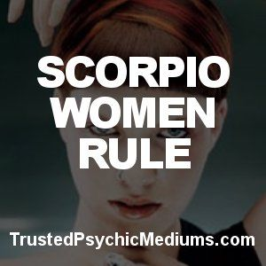 Three of the Best Traits of Scorpio Women