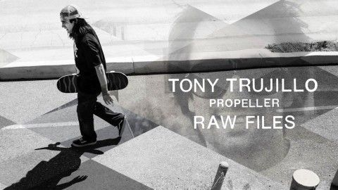 """Tony Trujillo's """"Propeller"""" RAW FILES - http://DAILYSKATETUBE.COM/tony-trujillos-propeller-raw-files/ - Tony embodies SKATE AND DESTROY, and these Vans """"Propeller"""" RAW FILES are further proof. Keep up with Thrasher Magazine here:http://www.thrashermagazine.comhttp://www.facebook.com/thrashermagazinehttp://www.instagram.com/thrashermaghttp://www.twitter.com/thrashermag Source: - files, Propeller, tony, Trujillo's"""