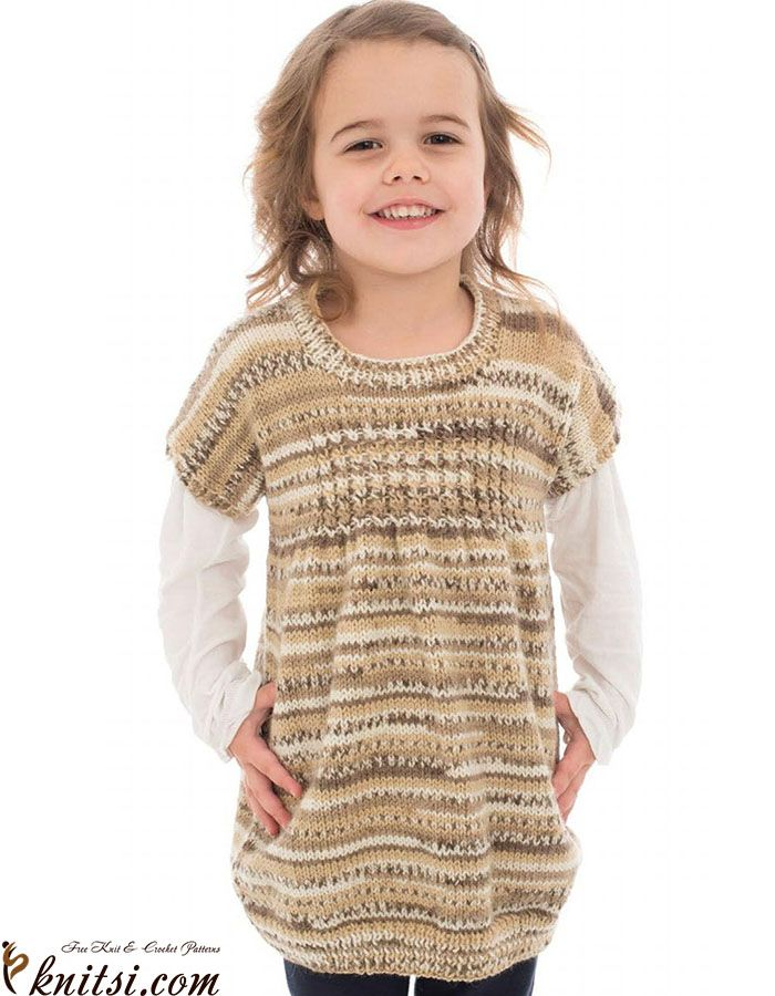Knitting Patterns For Baby Tunics : 17 Best images about Crochet projects on Pinterest Free pattern, Crochet ba...
