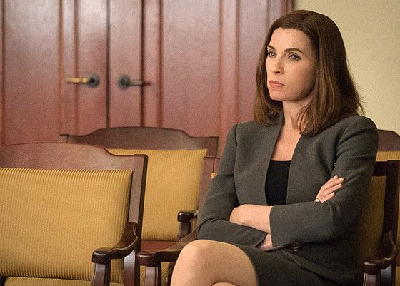 The Good Wife's Huge Twist: Saint Alicia Gets Burned...Big Time   Julianna Margulies, The Good Wife