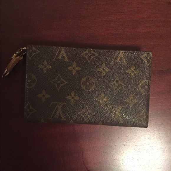 how to clean inside of lv bag