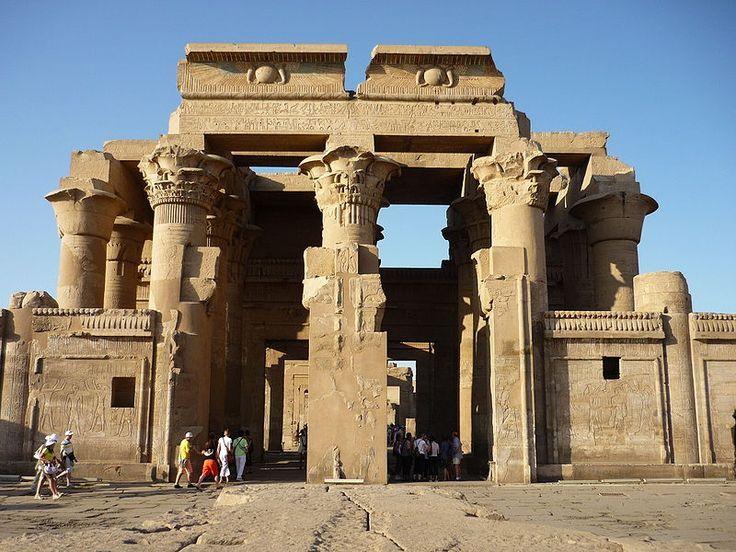 El templo de Kom Ombo, recorridos por Egipto.  http://www.espanol.maydoumtravel.com/Paquetes-de-Viajes-Cl%C3%A1sicos-en-Egipto/4/1/29