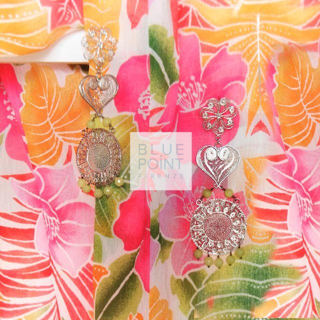 Orecchini ROSONE | California dreamin' ...frange,occhialoni e cappello di paglia. @bluepoinfirenze #bpf #instaglamour #followus #love #bigiotteria #collection #stile #accessorizes #madeinitaly #gioielli #likeit #tendenza #moda #instafashion #beautiful #fashion #jewels #glamour #tag #likes #tagforlikes #newcollection #me #novità #firenzebijoux #accessorimoda #bijoux #accessorifashion #new #handmade #filigrana