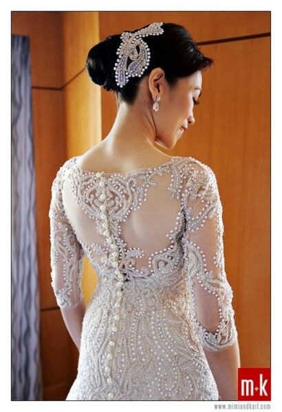 34 best The Veluz Bride images on Pinterest | Short wedding gowns ...