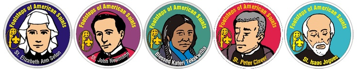 National Committee on Catholic Scouting - Footsteps of American Saints