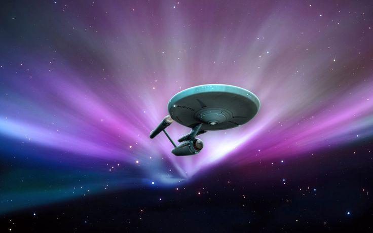 Science Fiction Star Trek Espace Fond d'écran