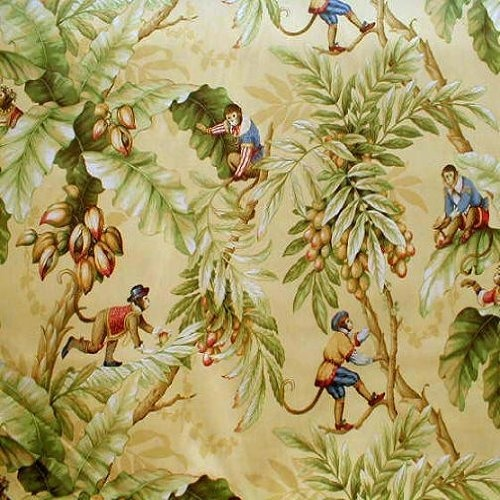 Pin By Marti Brown On Fabric Jungle Boogie Drapery