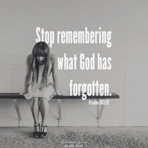 As far as the east is from the west, so far has he removed our transgressions from us. Psalm 103:12