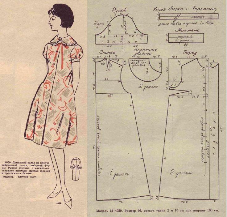 pattern 1960s