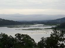Panama - the Chagres River