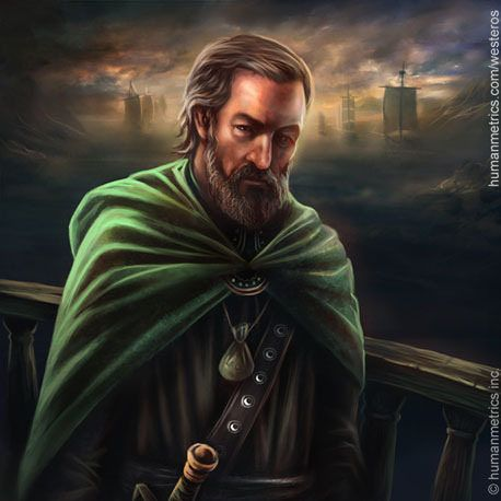 A Game of Thrones  Davos Seaworth