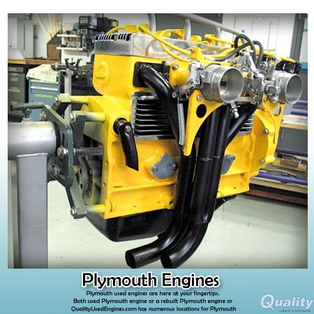 Qualityusedengines 932 plymouth engines now at speedway for Speedway motors museum lincoln ne