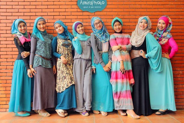 hijaber girls