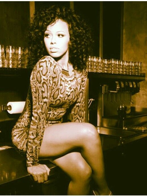 Elle varner i love her. Hey my name is elle and i think your kinda fly