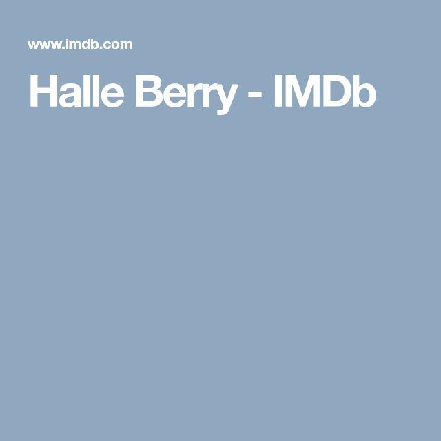 Halle Berry - IMDb